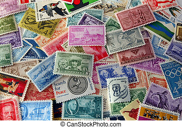 Old U.S. Stamps