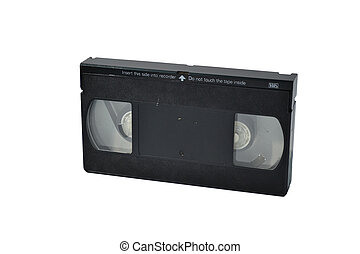 old vhs tape