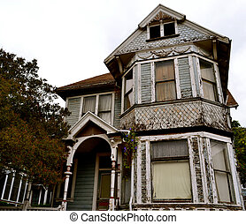 Old Victorian Style Home
