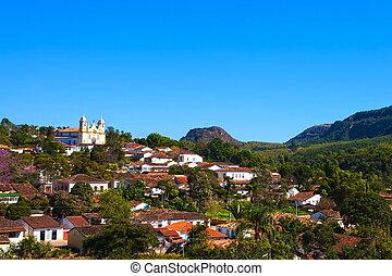 village of tiradente