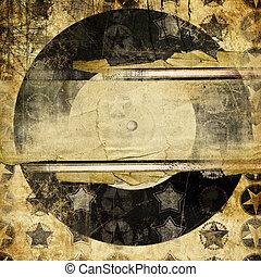 old vinil - retro music