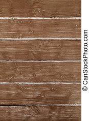 Old vintage brown wood plank background surface vertical