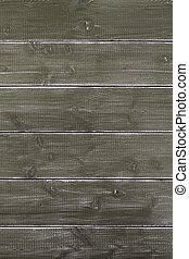 Old vintage dark brown wood plank background surface vertical