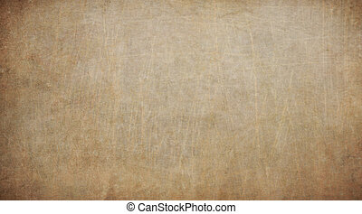 Old vintage paper texture brown paper background.