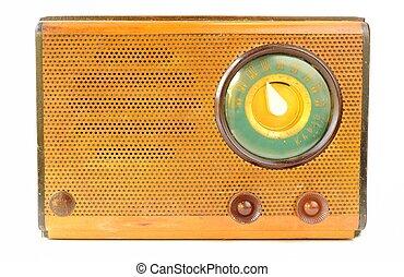 Old Vintage Radio