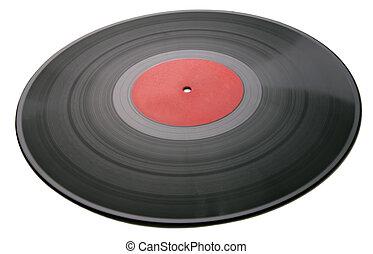 old vinyl record LP