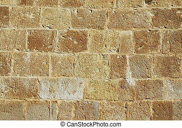 Old wall for background