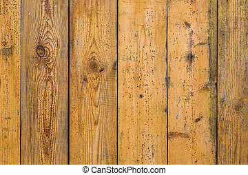 wall from wooden planks. wood texture
