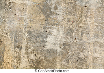 old wall texture grunge background and black vignette
