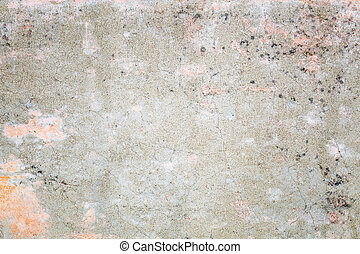 Old wall with mold