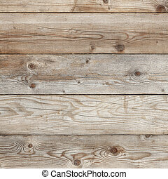 Old wall wood background square format