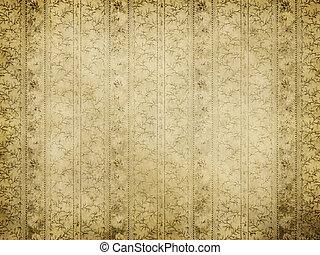 old wallpaper background