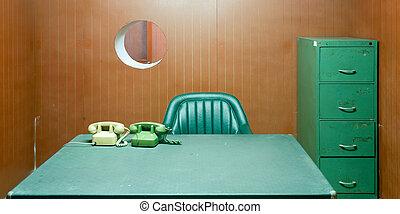 Old war room
