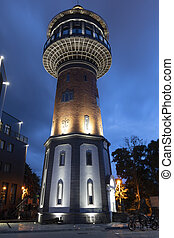 Water Tower in Zelenogradsk