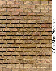 Old weathered brick wall background texture
