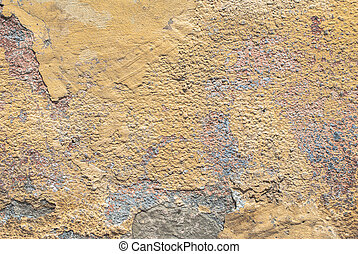 old weathered concrete wall texture