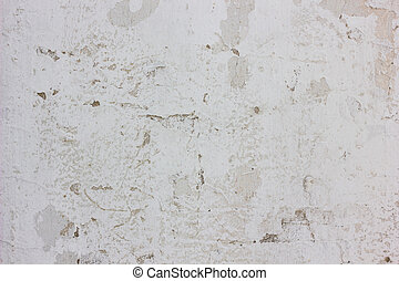 Old weathered concrete wall texture with number of scratches.