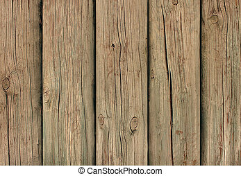 Old Weathered Wood Background - Old weathered wood...
