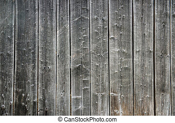 Old weathered wood planks. Vintage texture Background.