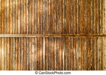 old weathered wood wall background
