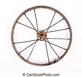 Old wheel