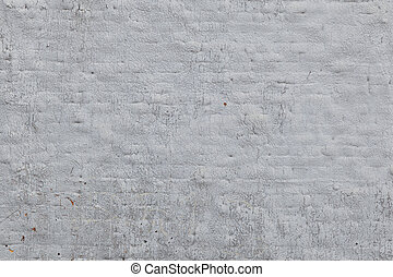 old white and gray brick wall