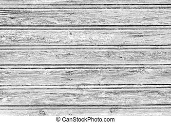 Old white wooden background