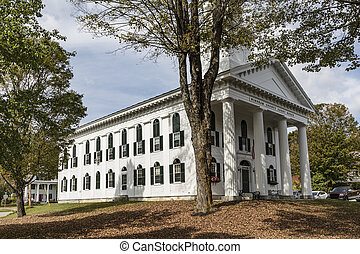 windham country court house - old windham country court ...