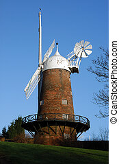 Old Windmill - Old working windmill