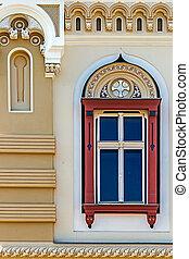 Old window from Timisoara, Romania 2
