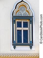 Old window from Timisoara, Romania 3