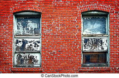 Old Windows Bricks
