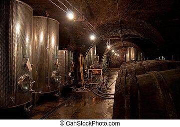 Old wine-cellar