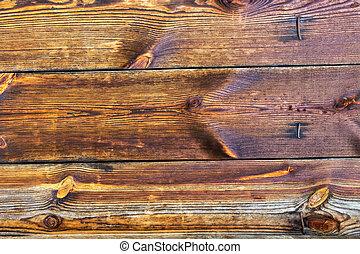 background brown hardwood