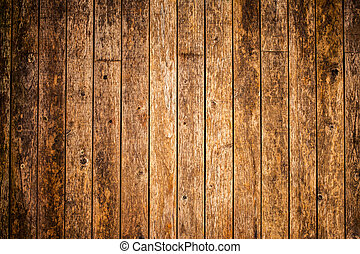 old wood background in panel layer