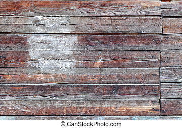 Old wood background. Wood Wall For text and background