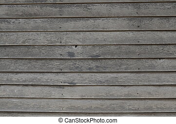 Old wood fence plank texture and background,
