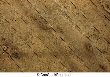 Old Wood Flooring #3