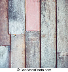 Old wood paatern texture background