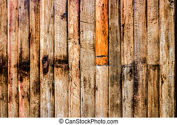 old wood panel background texture