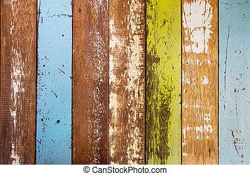 Old wood pastel texture