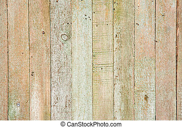 Old wood texture. Vertical planks.