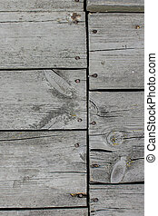 Old wood texture, vintage natural background
