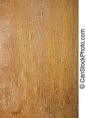 Old Wood Texture - Weathered light brown wood texture...