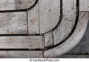 old wood vintage wall texture background,