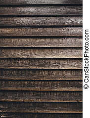 Old wood with rusty screws