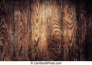 wooden background - old wooden background