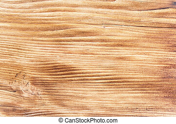 Old wooden background with board