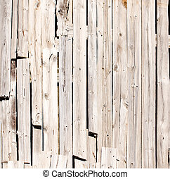 Old wooden boards as background
