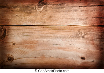 old wooden boards